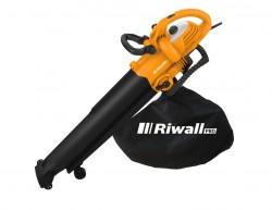 Riwall PRO REBV 3000 elektromos lombszívó/lombfúvó