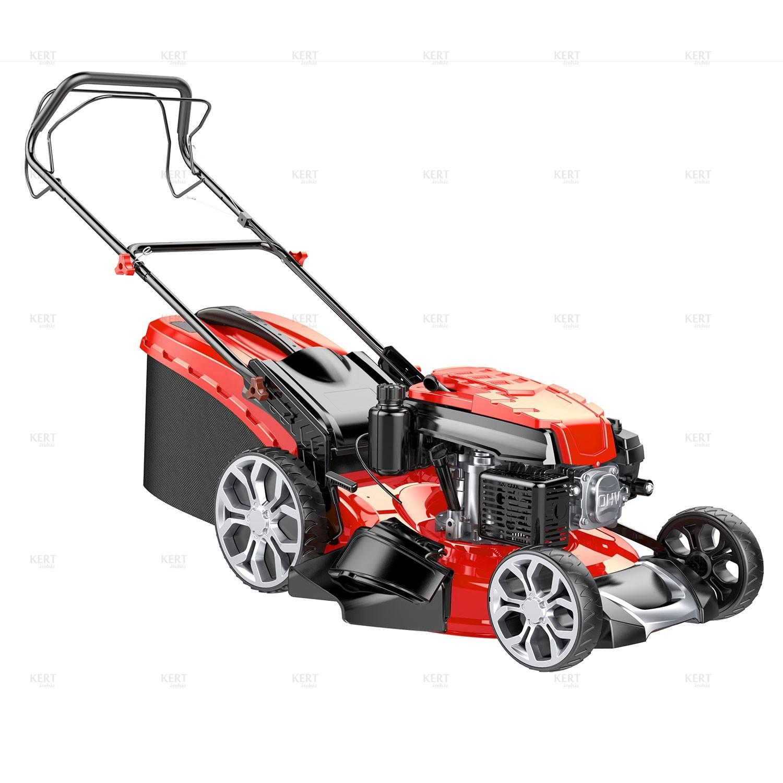 GLM 48S Premium benzinmotoros fűnyíró